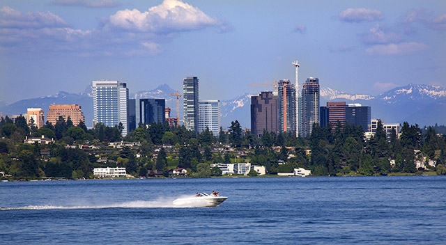 Pinnacle Marketing, Inc. is located in beautiful Bellevue, Washington